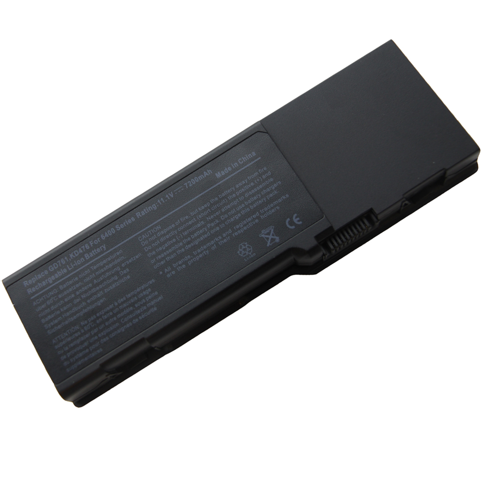 DELL Laptop Battery for Inspiron 6400 11.1V 6600mah