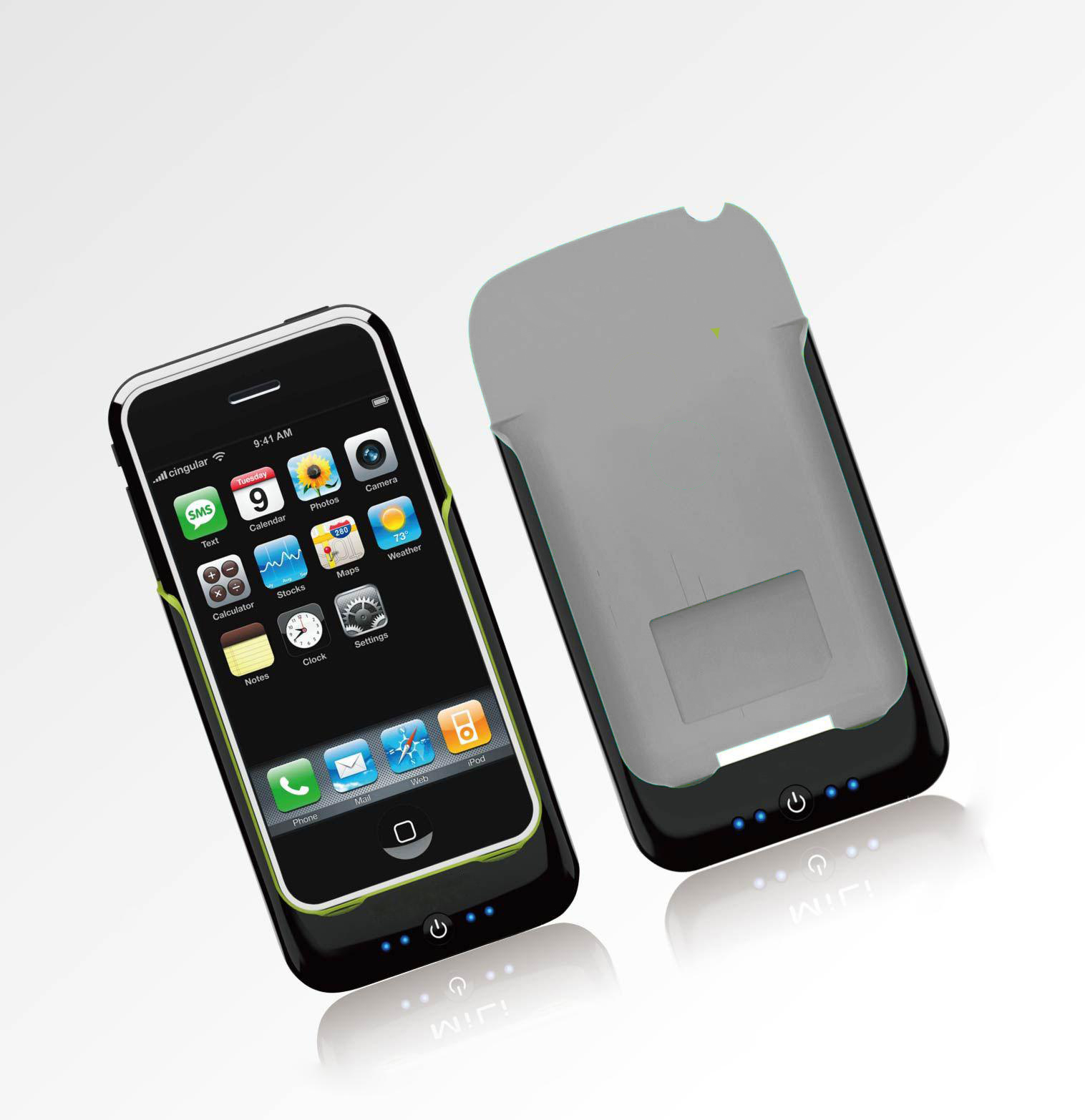 Fuji Depot Power Angel External Battery for iPhone and iPod Tou