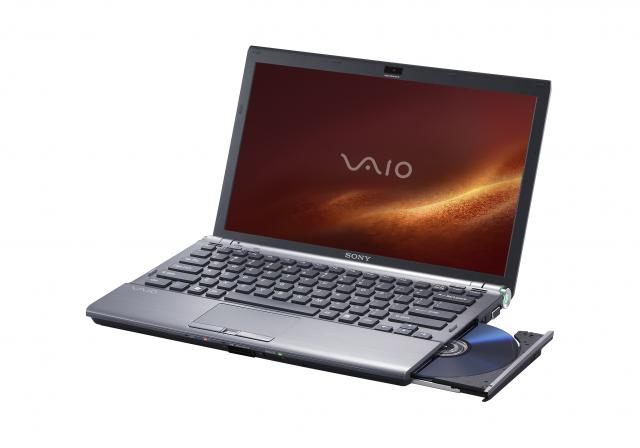 Sony VAIO Z Series VGN-Z690PDB - Core 2 Duo P8600 2.4 GHz - 13.1