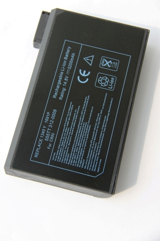 Fuji Depot DELL Laptop Battery for Latitude C600 14.8V 4400mah