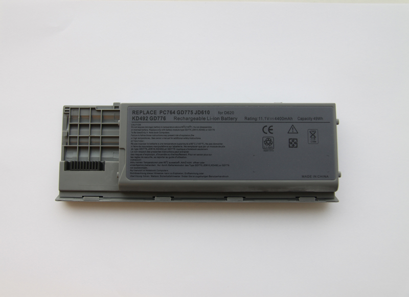 Fuji Depot DELL Laptop Battery for Latitude D620 11.1V 4400mah