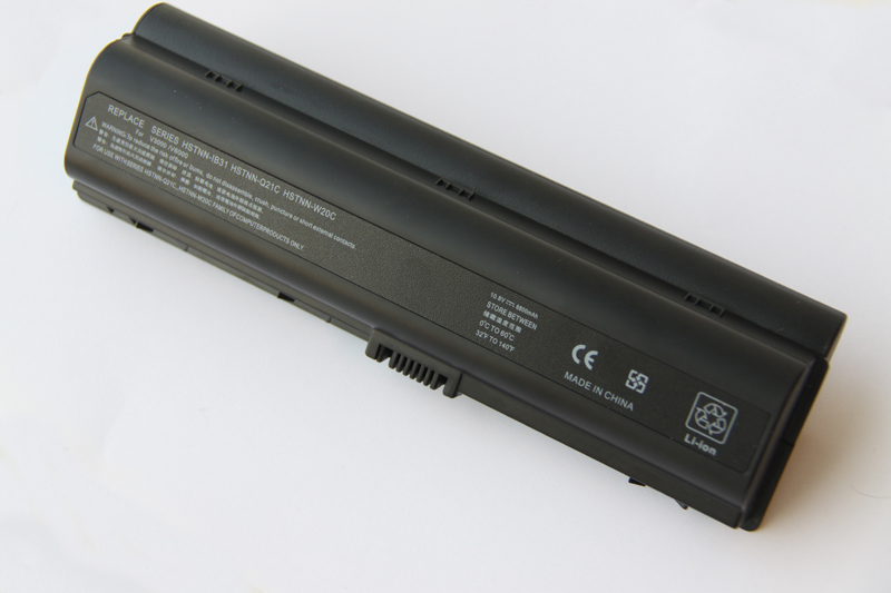 Fuji Depot HP / Compaq Laptop Battery for Presario V3000 10.8V 8